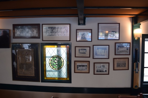 Inside The Cricketers
